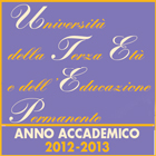 Corsi dell'UTEEP dell'a.a.  2012 - 2013